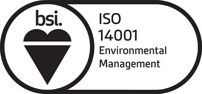 BSI ISO Accreditation 14001