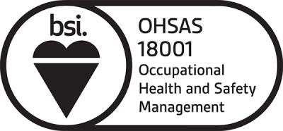 Accreditation Bsi Ohsas 18001
