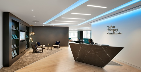 Morgan Lovell Completes New Office For Luxury Developer In