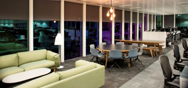 Workplace and office design articles and events morgan for Office design trends articles